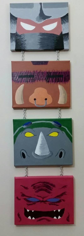 Best 25+ Ninja Turtle Room Ideas On Pinterest | Ninja Turtle Room Regarding Tmnt Wall Art (View 16 of 20)