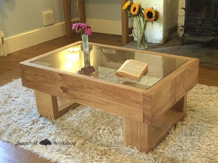 Best 25+ Oak Coffee Table Ideas On Pinterest | Sleeper Table, Wood In Newest Rustic Coffee Table And Tv Stand (View 4 of 20)