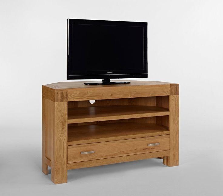 Best 25+ Oak Corner Tv Unit Ideas On Pinterest | Oak Corner Tv Pertaining To Recent Santana Oak Tv Furniture (View 3 of 20)