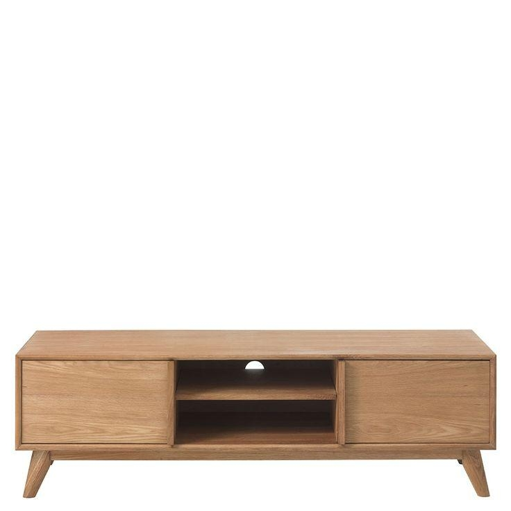 Best 25+ Oak Tv Cabinet Ideas On Pinterest   Metal Tv Stand With Most Recent Oak Tv Cabinets With Doors (Image 4 of 20)