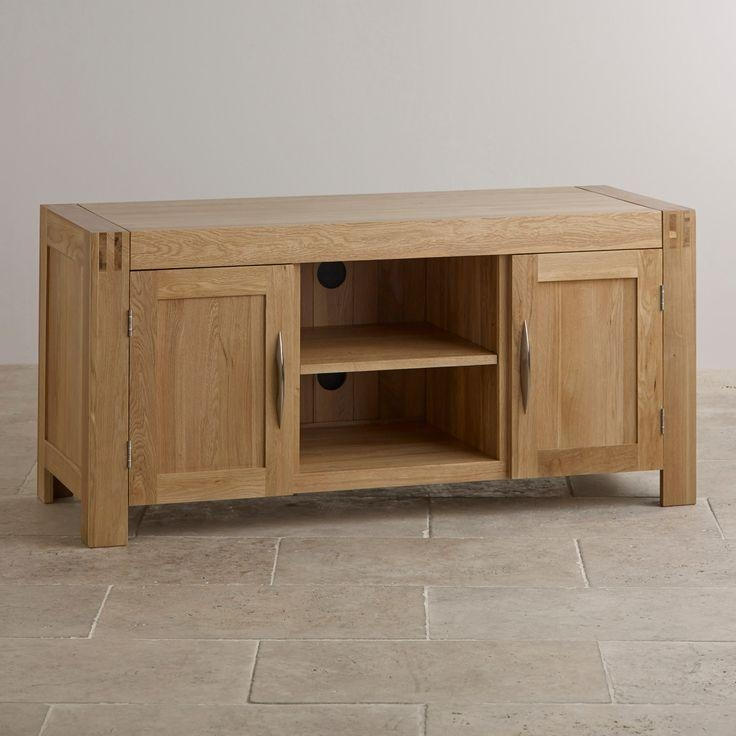 Best 25+ Oak Tv Cabinet Ideas On Pinterest | Solid Oak Tv Unit, Tv With Current Oak Widescreen Tv Unit (Image 5 of 20)