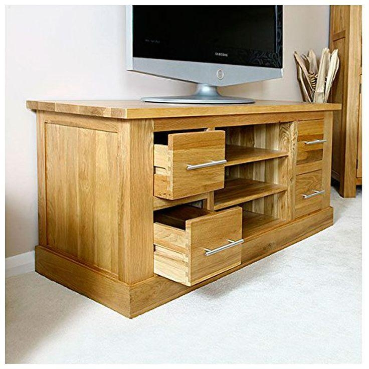 Best 25+ Oak Tv Cabinet Ideas On Pinterest | Solid Oak Tv Unit, Tv Within Best And Newest Solid Oak Tv Stands (View 18 of 20)