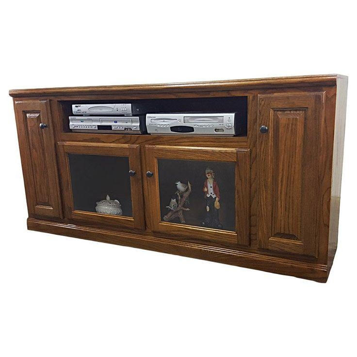 Best 25+ Oak Tv Stands Ideas On Pinterest | Colours Live Tv With Regard To Most Popular Oak Tv Stands With Glass Doors (View 9 of 20)