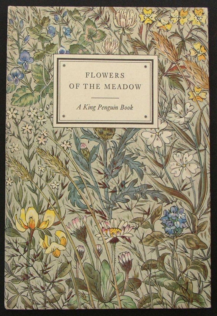 Vintage Flower Book Cover : Collection of penguin books wall art ideas