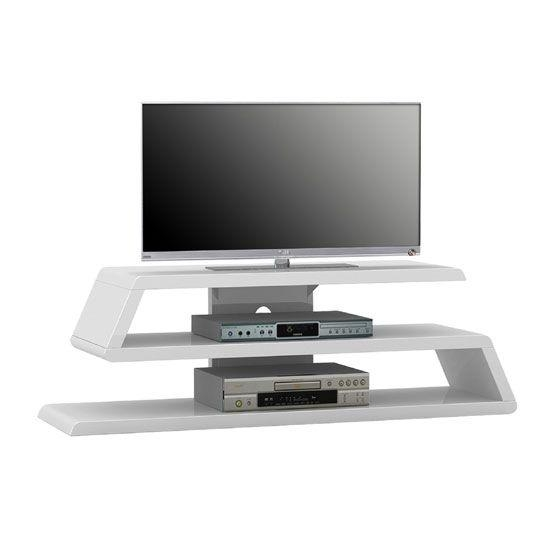 Best 25+ Plasma Tv Stands Ideas On Pinterest | Midcentury Storage For Most Recent White Oval Tv Stands (Image 2 of 20)