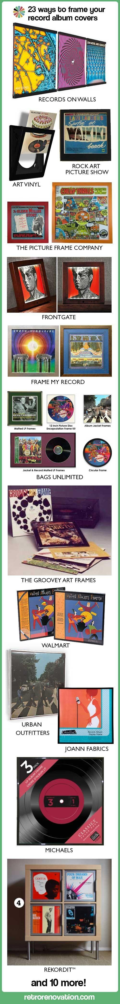 Best 25+ Record Wall Art Ideas On Pinterest | Record Decor, Record Intended For Album Cover Wall Art (View 15 of 20)