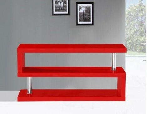 Best 25+ Red Tv Stand Ideas On Pinterest | Refinishing Wood Tables Pertaining To Most Current Red Tv Stands (Image 2 of 20)