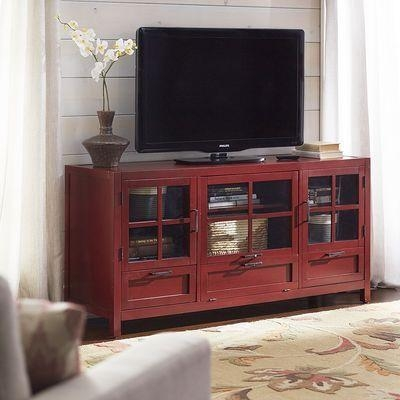 Best 25+ Red Tv Stand Ideas On Pinterest | Refinishing Wood Tables With Regard To Most Recently Released Red Tv Cabinets (View 6 of 20)