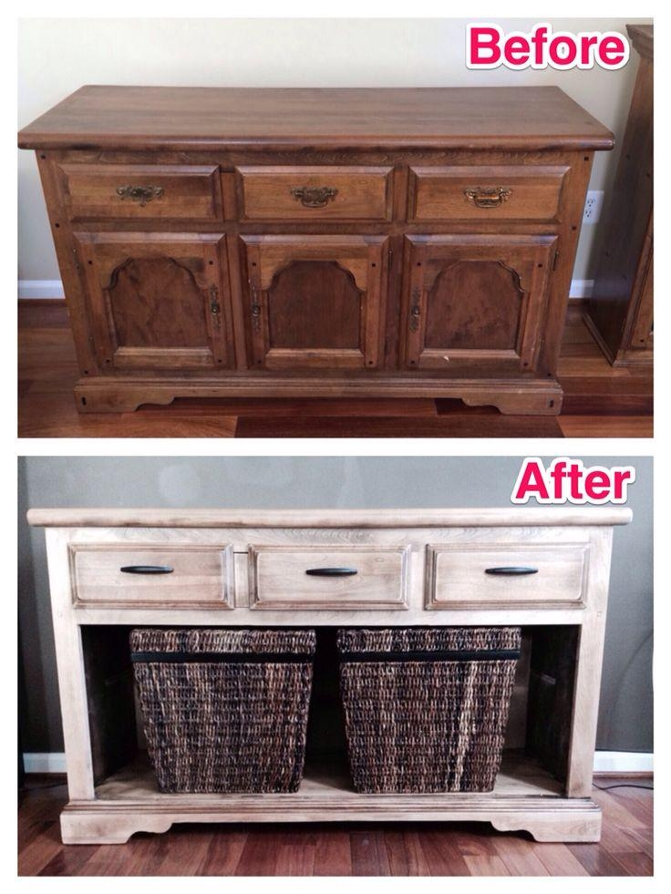 Best 25+ Repurposed China Cabinet Ideas On Pinterest | China Within Best And Newest Tv Hutch Cabinets (Image 5 of 20)