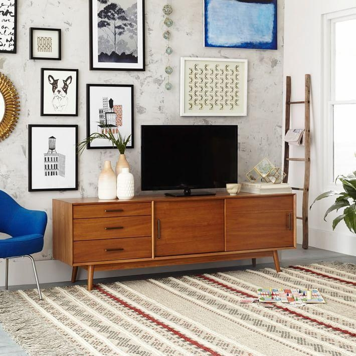 Best 25+ Retro Tv Stand Ideas On Pinterest | Mid Century Modern Throughout Latest Iconic Tv Stands (View 12 of 20)