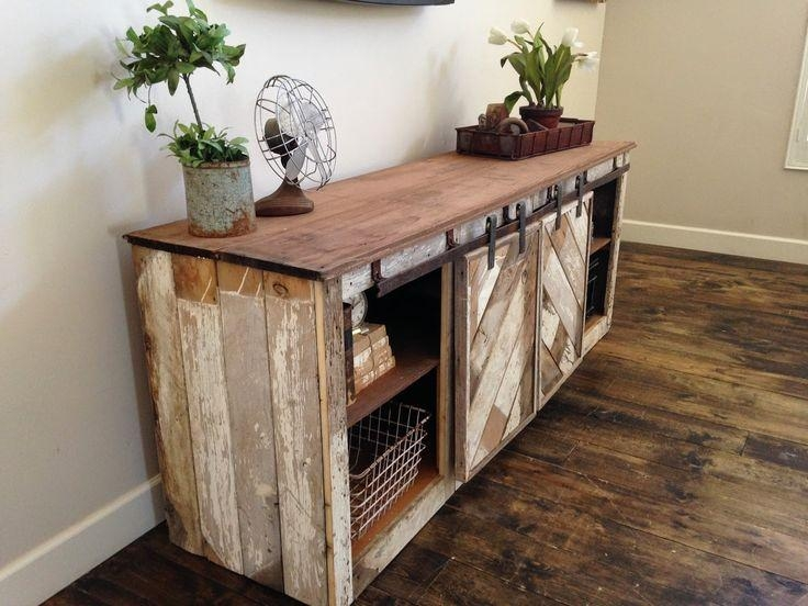 Best 25+ Rustic Tv Console Ideas On Pinterest | Rustic Tv Stands Regarding 2018 Rustic Tv Cabinets (View 9 of 20)
