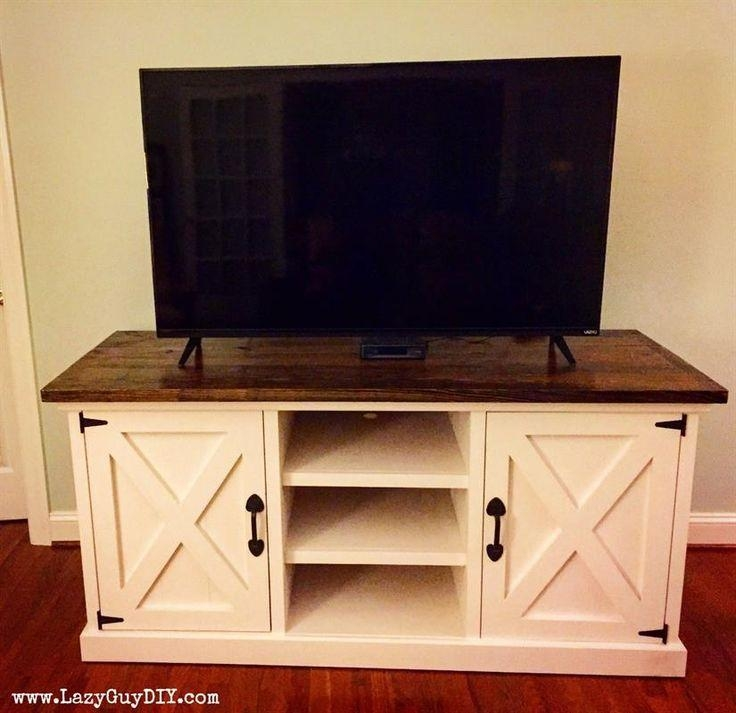 Best 25+ Rustic Tv Console Ideas On Pinterest | Rustic Tv Stands With Regard To Most Current Rustic Looking Tv Stands (View 7 of 20)