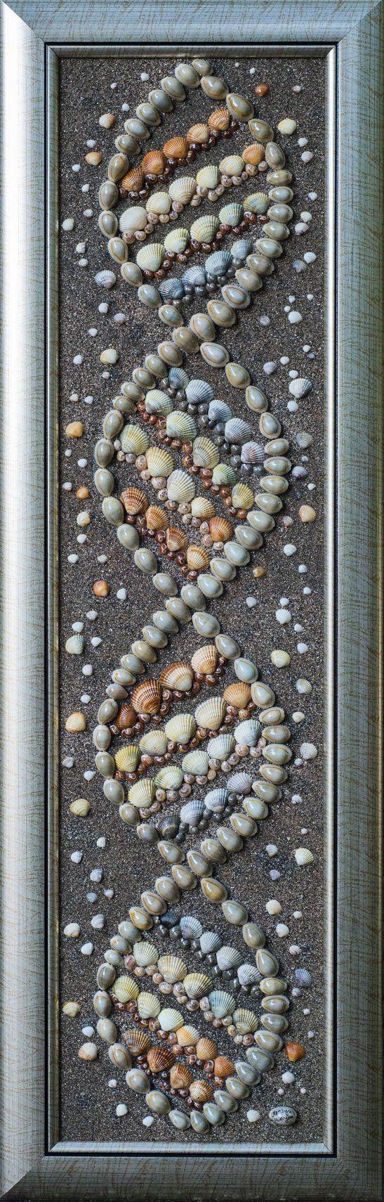 Best 25+ Seashell Art Ideas On Pinterest | Shell Art, Shell Crafts In Wall Art With Seashells (Image 4 of 20)
