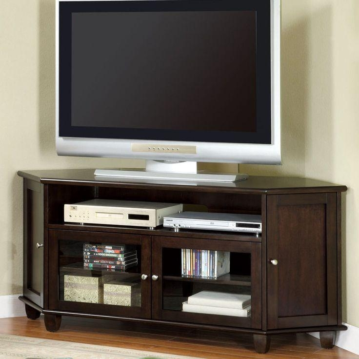 Best 25+ Small Corner Tv Stand Ideas On Pinterest | Bedroom Tv Pertaining To Latest Compact Corner Tv Stands (View 16 of 20)