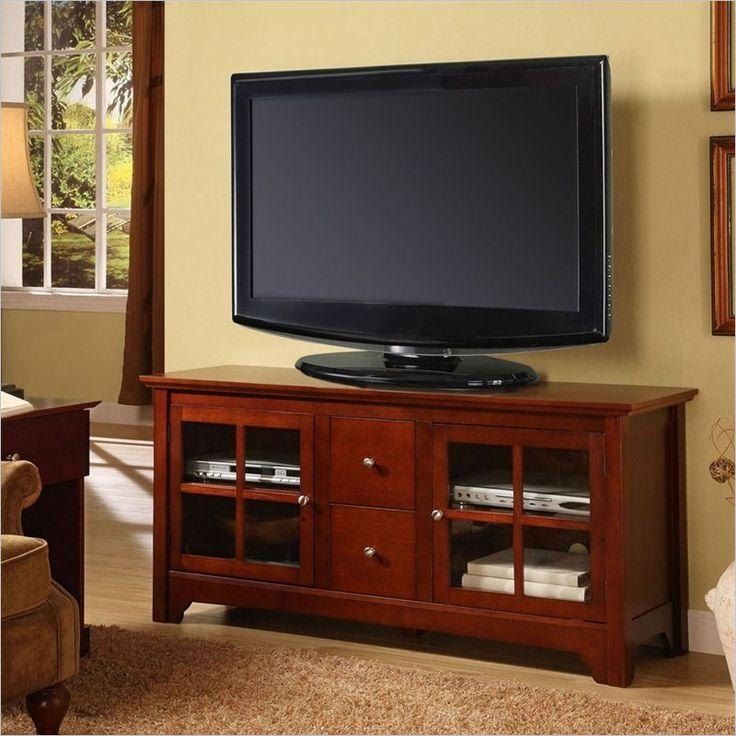 Best 25+ Solid Wood Tv Stand Ideas On Pinterest | Reclaimed Wood For Most Recent 24 Inch Deep Tv Stands (Image 10 of 20)