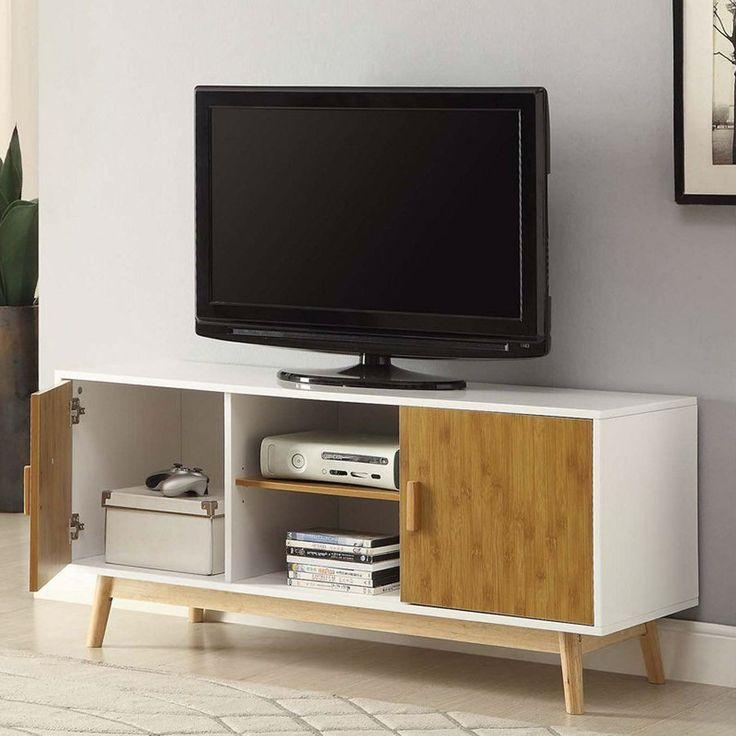 Best 25+ Solid Wood Tv Stand Ideas On Pinterest | Reclaimed Wood With Regard To Most Recent White Wood Tv Stands (View 20 of 20)