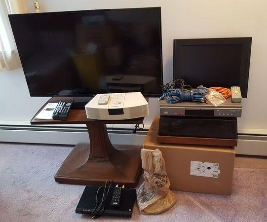 Best 25+ Sony Flat Screen Tv Ideas On Pinterest | Hide Tv, Tv Throughout Newest Turntable Tv Stands (Image 7 of 20)