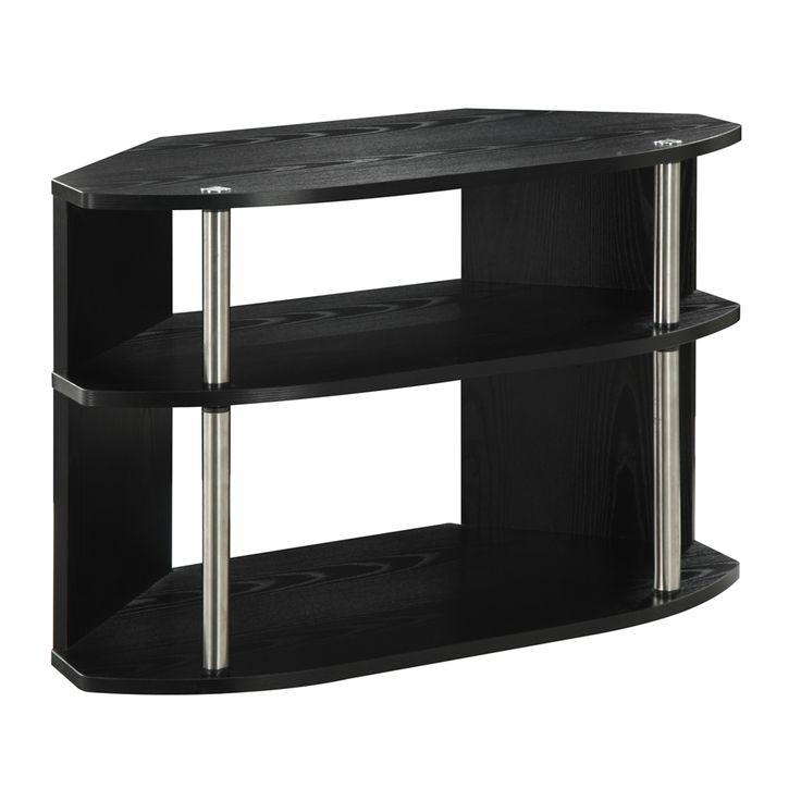 Best 25+ Swivel Tv Stand Ideas On Pinterest | Media Stands, Tv With Most Recent Swivel Black Glass Tv Stands (Image 11 of 20)