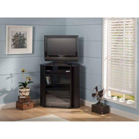Best 25+ Tall Corner Tv Stand Ideas On Pinterest | Wooden Tv With Regard To 2017 Tall Tv Cabinets Corner Unit (Image 8 of 20)