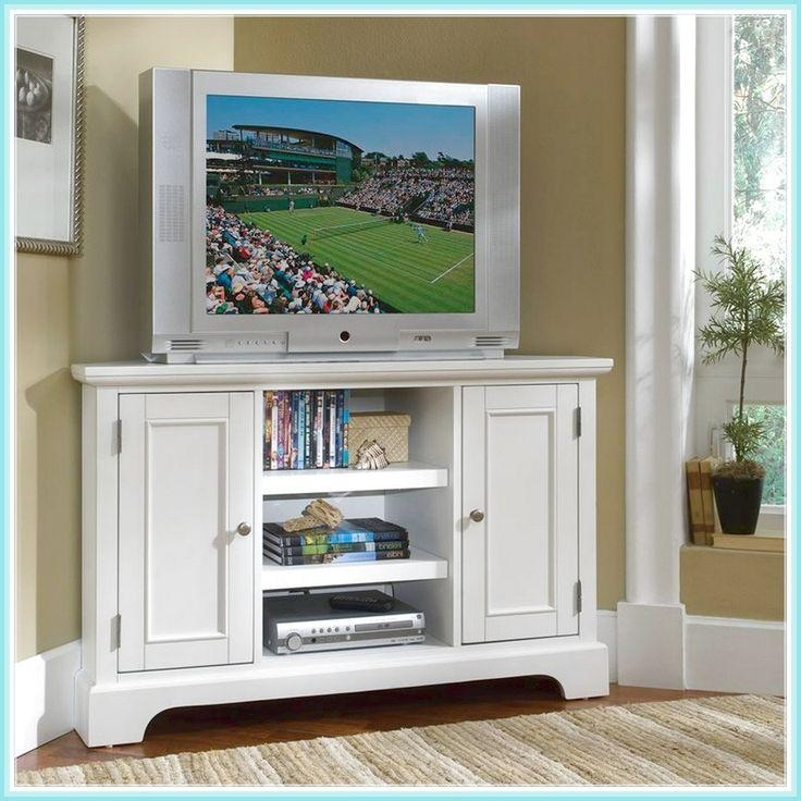 Best 25+ Tall Corner Tv Stand Ideas On Pinterest | Wooden Tv Within Most Popular Tall Tv Cabinets Corner Unit (View 14 of 20)
