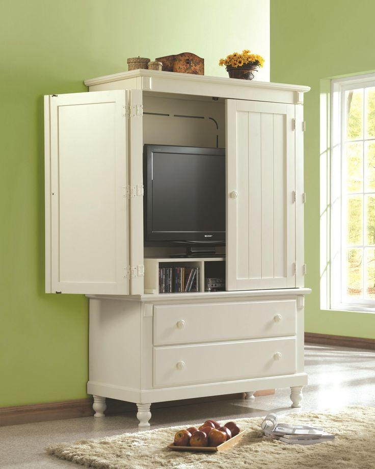 Best 25+ Tall Tv Cabinet Ideas On Pinterest | Tall Tv Unit Pertaining To Most Recent Tv Hutch Cabinets (Image 6 of 20)