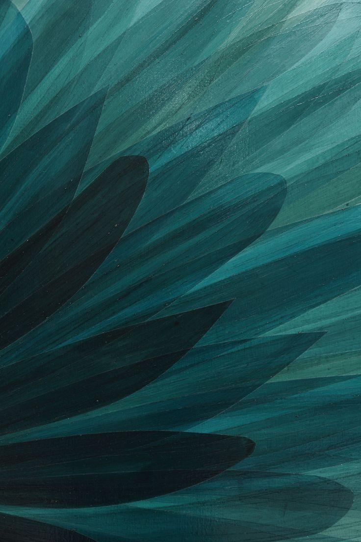 Best 25+ Teal Art Ideas On Pinterest | Bohemian Painting, Palm For Wall Art Teal Colour (Image 7 of 20)