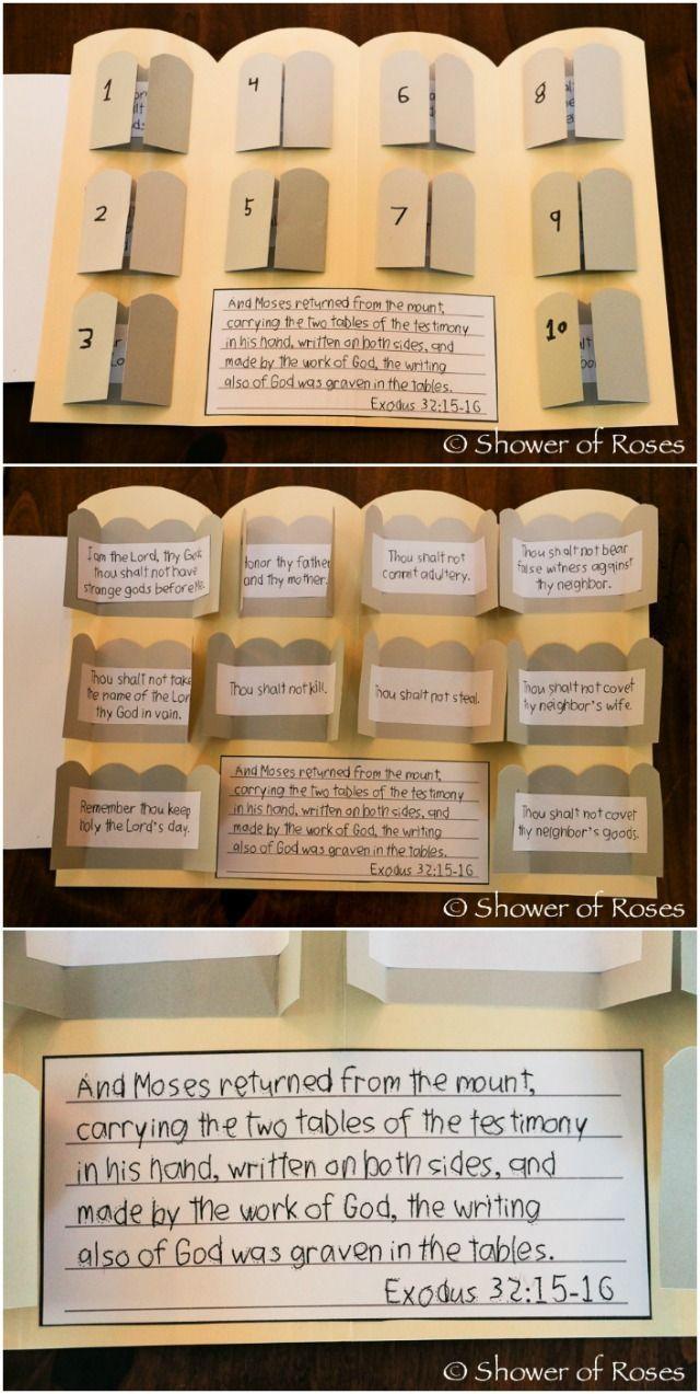 Best 25+ Ten Commandments Ideas On Pinterest | Ten Commandments In Within 10 Commandments Wall Art (Image 10 of 20)