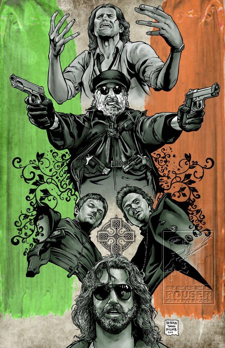 Best 25+ The Boondock Saints Ideas On Pinterest | The Boondock With Regard To Boondock Saints Wall Art (Image 5 of 20)