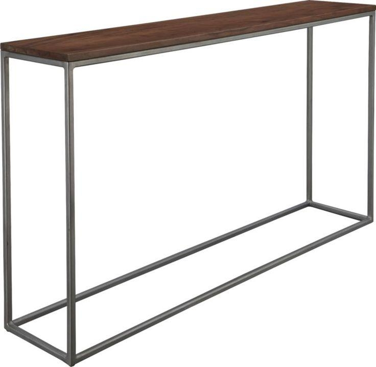 Best 25+ Thin Tv Stand Ideas On Pinterest | Hide Cables, Tv Bench With 2018 Slim Line Tv Stands (Image 10 of 20)