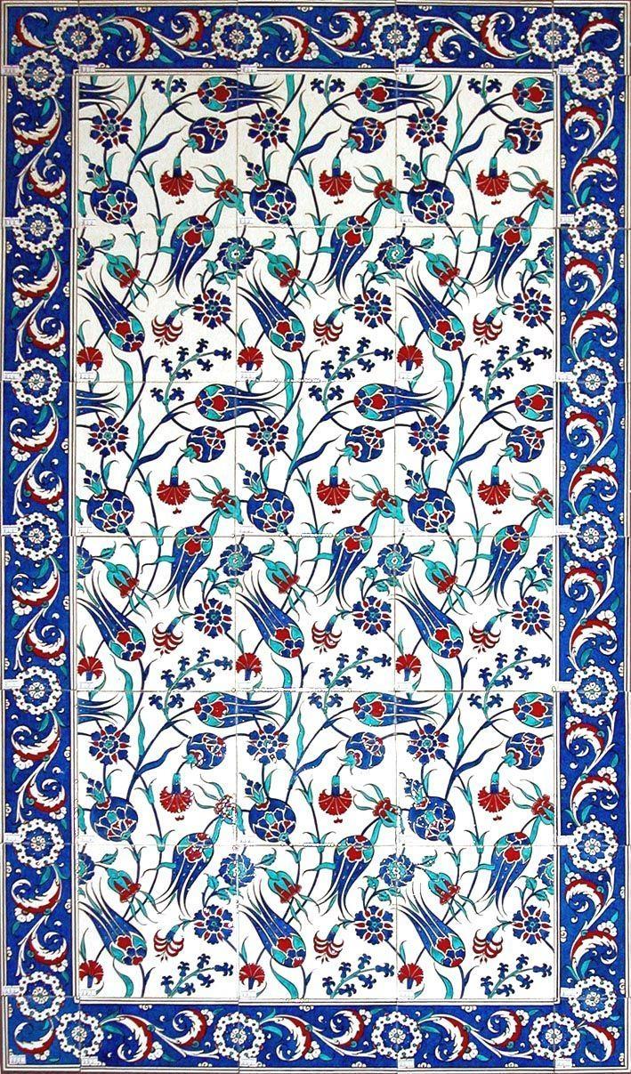Best 25+ Turkish Art Ideas On Pinterest | Turkish Tiles, Islamic Within Turkish Wall Art (Image 4 of 20)