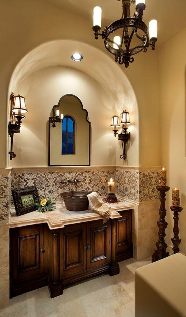 Best 25+ Tuscan Bathroom Decor Ideas On Pinterest | Bathtub Walls In Italian Wall Art For Bathroom (Image 7 of 20)