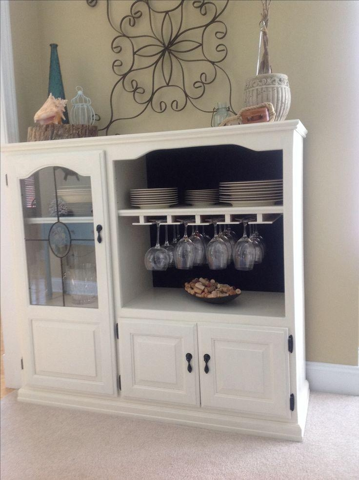 Best 25+ Tv Cabinet Redo Ideas On Pinterest | Tv Stand Furniture With Regard To 2018 Tv Stands Cabinets (View 6 of 20)