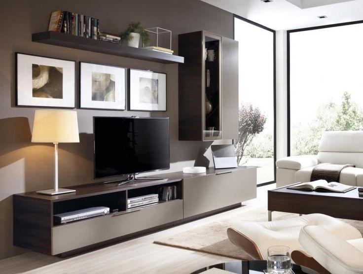 Best 25+ Tv Display Ideas On Pinterest | Tv Panel, Leather Poof With Most Up To Date Tv Display Cabinets (Image 3 of 20)