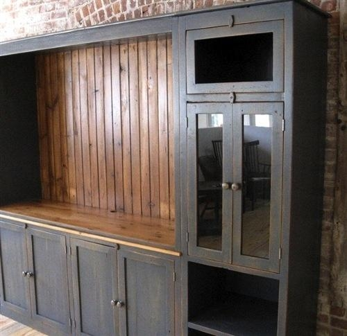 Best 25+ Tv Hutch Ideas On Pinterest | Rustic Media Cabinets Pertaining To Newest Tv Hutch Cabinets (View 17 of 20)