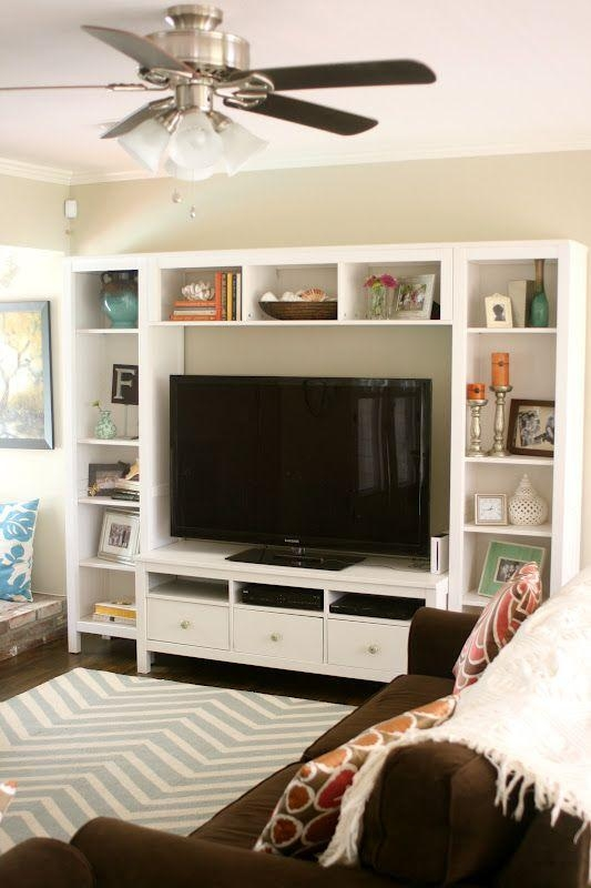 Best 25+ Tv Stand For Bedroom Ideas On Pinterest | Tv Stand With Within Most Recently Released Bedroom Tv Shelves (View 2 of 20)