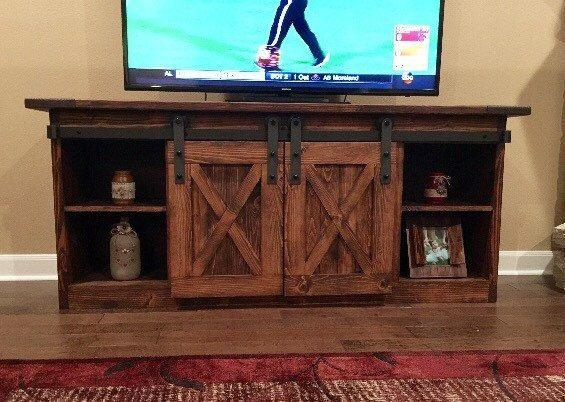 Best 25+ Tv Stand On Wheels Ideas On Pinterest | Tv Stand With With Most Recent Cheap Rustic Tv Stands (Image 17 of 20)
