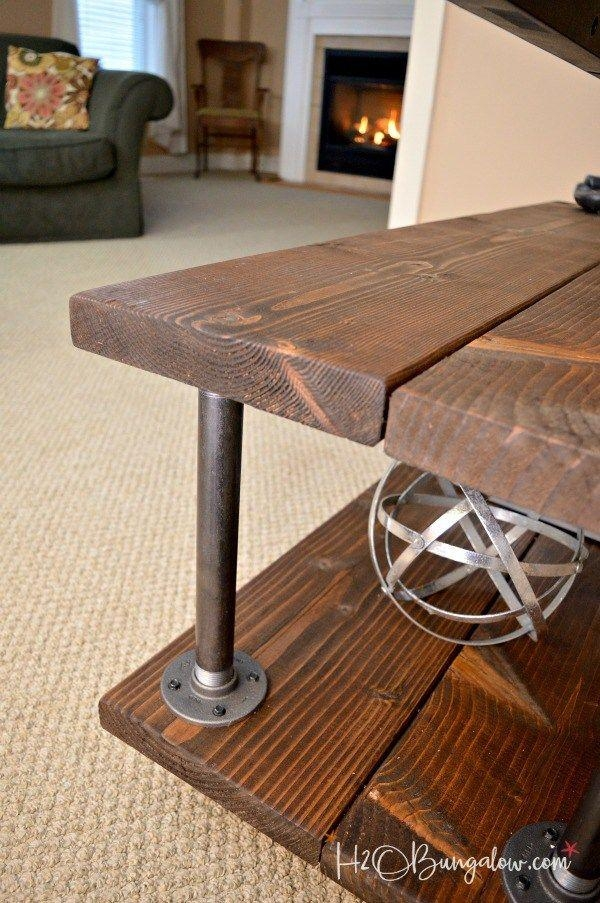Best 25+ Tv Stand With Wheels Ideas On Pinterest | Buy Tv Stand Pertaining To Newest Wooden Tv Stand With Wheels (Image 13 of 20)