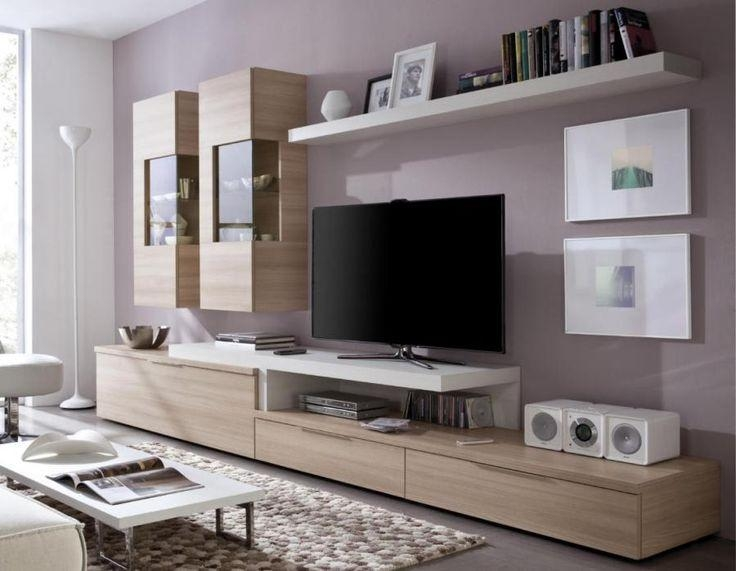 Best 25+ Tv Storage Ideas On Pinterest | Stone Fireplace Makeover Throughout Most Popular Tv Cabinets With Storage (Image 3 of 20)