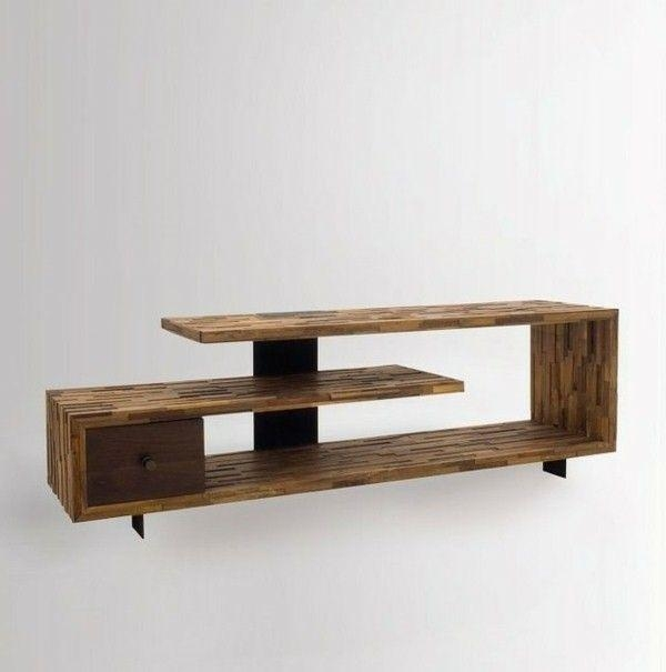 Best 25 Tv Tables Ideas On Pinterest Rustic Console Intended For