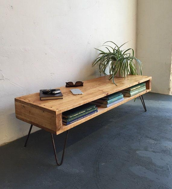 Best 25+ Tv Tables Ideas On Pinterest | Tv Stand Furniture, Tv In Newest Rustic Coffee Table And Tv Stand (View 11 of 20)