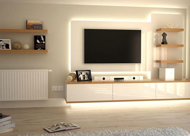 Best 25+ Tv Units Ideas On Pinterest | Tv Unit, Tv Walls And Tv Panel With Current Fancy Tv Cabinets (View 5 of 20)