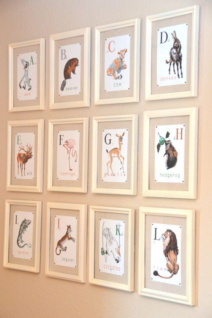 Best 25+ Vintage Nursery Ideas On Pinterest | Vintage Baby Rooms Regarding Peter Rabbit Nursery Wall Art (Image 7 of 20)