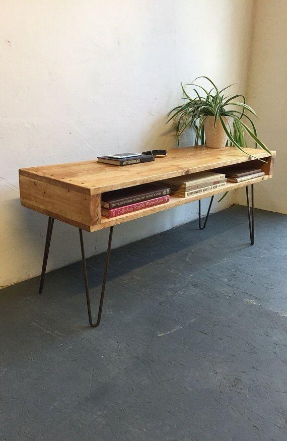 Best 25+ Vintage Side Tables Ideas On Pinterest | Chalk Paint For Most Current Rustic Coffee Table And Tv Stand (View 9 of 20)