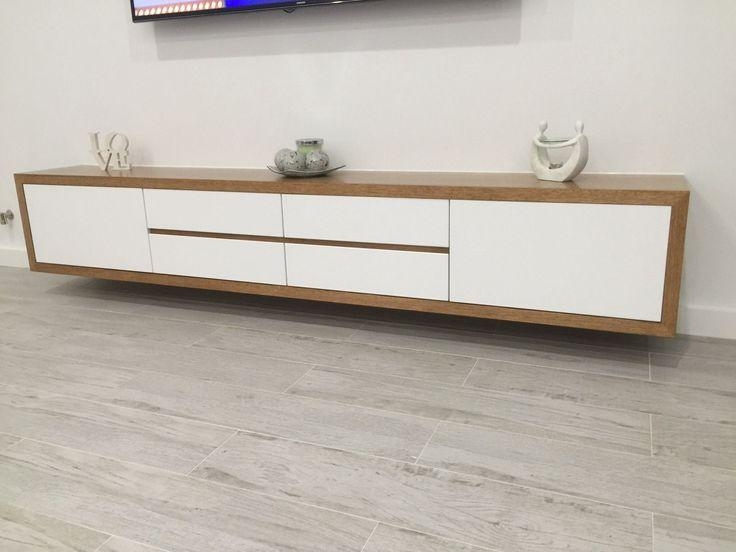 Best 25+ Wall Mounted Tv Unit Ideas On Pinterest | Tv Unit, Tv Throughout 2017 Cheap Lowline Tv Units (View 19 of 20)