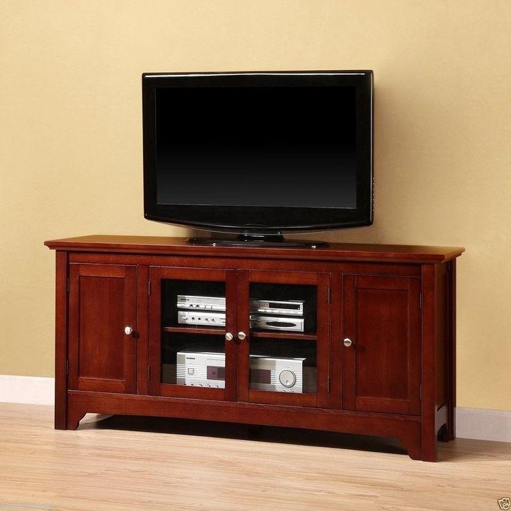 Best 25+ Walnut Tv Stand Ideas On Pinterest | Tv Tables, Tv Table Intended For Best And Newest Walnut Corner Tv Stands (Image 4 of 20)