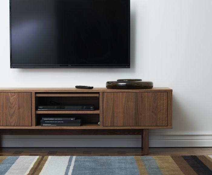 Best 25+ Walnut Tv Stand Ideas On Pinterest | Tv Tables, Tv Table Pertaining To Most Up To Date Freestanding Tv Stands (Image 6 of 20)