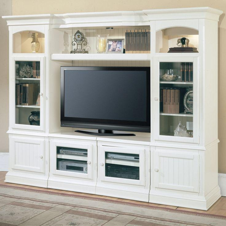 Best 25+ White Entertainment Centers Ideas On Pinterest | White With Regard To Current Tv Entertainment Wall Units (Image 6 of 20)