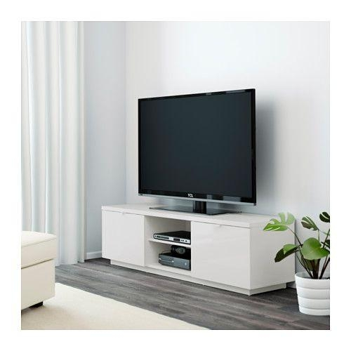 Best 25+ White Gloss Tv Unit Ideas On Pinterest | Black Gloss Tv With Regard To 2017 Ikea White Gloss Tv Units (View 3 of 20)