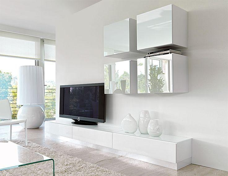 Best 25+ White Gloss Tv Unit Ideas On Pinterest | Black Gloss Tv Within Latest Modern White Gloss Tv Stands (Image 7 of 20)