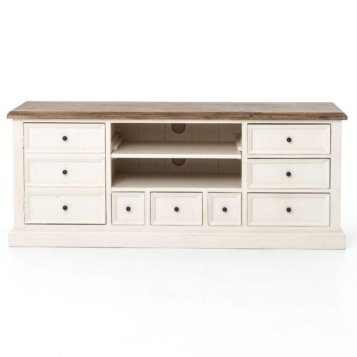 Best 25+ White Tv Cabinet Ideas On Pinterest | White Tv Unit In Newest White Tv Cabinets (Image 2 of 20)